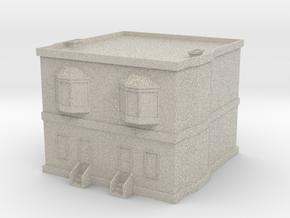 Duplex in Natural Sandstone