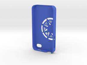 Iphone Case 4s Compas in Blue Processed Versatile Plastic