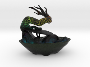 Alien Bonsai in Full Color Sandstone