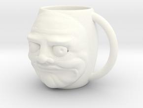 Cup Meme - I Like it - Me gusta in White Processed Versatile Plastic