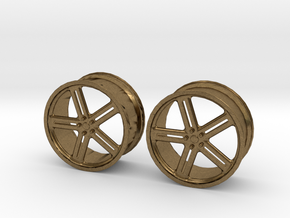 17 Inch Wheel in Natural Bronze
