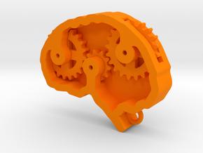 COGnitive Mind in Orange Strong & Flexible Polished