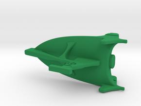 Corumai Fleet Action 2.5inch in Green Processed Versatile Plastic