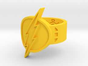 Flash (Sz 5-15) in Yellow Strong & Flexible Polished