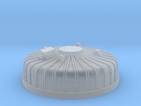Rundlastmagnet / E-Magnet M1/87 in Smooth Fine Detail Plastic