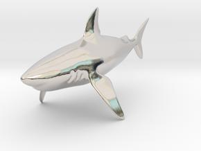 Shark in Platinum