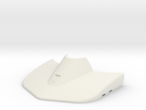 Tamiya 1-20 Ferrari 312T4 Hood in White Natural Versatile Plastic