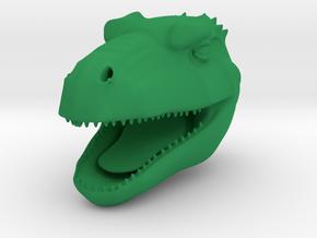 Repton in Green Processed Versatile Plastic