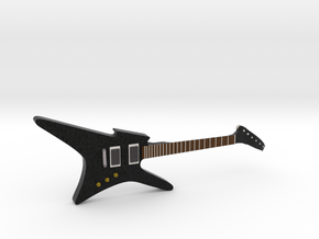 BC Rich Guitar 1:18 in Full Color Sandstone