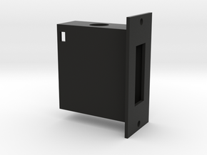 Datalogic S60 Proximity Sensor Enclosure in Black Natural Versatile Plastic