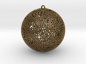 Ornament K0000 in Natural Bronze