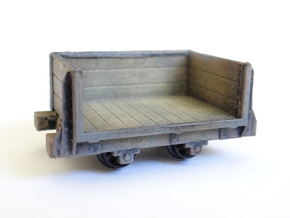 Trevor Quarry Breaker Wagon in Smooth Fine Detail Plastic