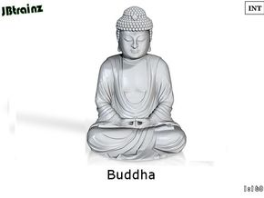 Buddha (1:160) in Frosted Ultra Detail