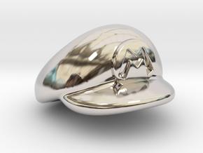 M-Plumber Cap in Platinum