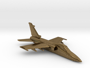 001N AMX 1/144 in flight in Natural Bronze