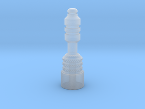 Scope Antenna in Smooth Fine Detail Plastic