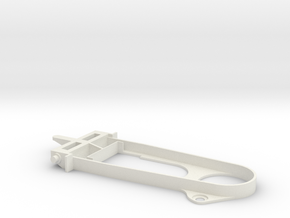 I1io footplate to fit i1pro2 head in White Strong & Flexible