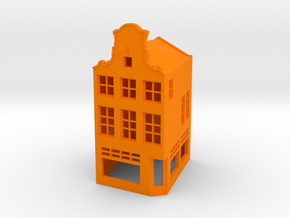 CANAL HOUSE 'DE WYNBERGH' in Orange Processed Versatile Plastic