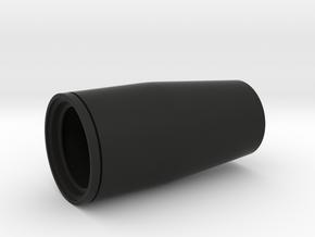 4X20 Scope Front Lens Housing in Black Natural Versatile Plastic