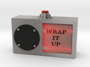 Wrap it up Box in Full Color Sandstone