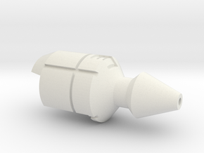 PathCutter Gun in White Natural Versatile Plastic