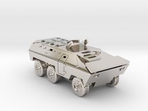 006A EE-11 Urutu 1/144 in Platinum