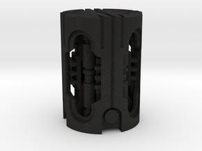 MBPB-A13-TEK in Black Acrylic