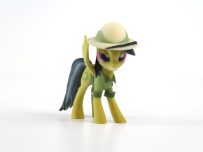 My Little Pony - Daring Do (≈80mm tall) in Full Color Sandstone