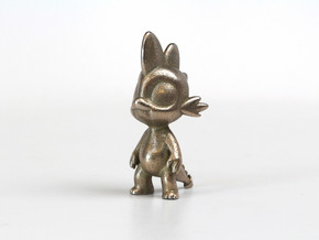 My Little Pony - Metal Spike (≈65mm tall) in Polished Bronzed Silver Steel