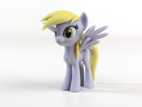 My Little Pony - Muffins (≈65mm tall) in Full Color Sandstone