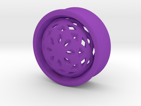 VORTEX2-27mm in Purple Strong & Flexible Polished