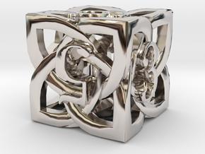 Celtic D6 in Platinum