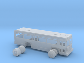 N scale 1:160 TMC Citycruiser/orion 1 bus in Smooth Fine Detail Plastic