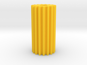 MURASE Gear 17 400 17 0 1 suit MainGear in Yellow Processed Versatile Plastic