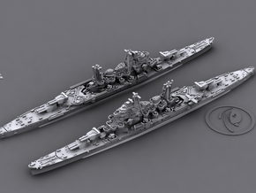 1/1800 IJN CA Maya [1944] in White Strong & Flexible