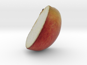 The Apple-3-Quarter in Full Color Sandstone