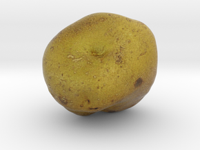 The Potato in Full Color Sandstone