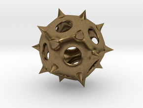 Spiky in Natural Bronze