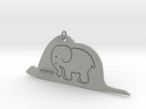 Le Petit Prince in Metallic Plastic