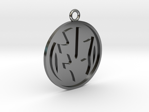 Tiger Coin in Fine Detail Polished Silver