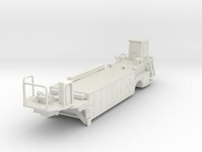 1/87 HO Seagrave MII TDA in White Natural Versatile Plastic