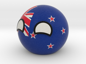 Newzealandball in Full Color Sandstone