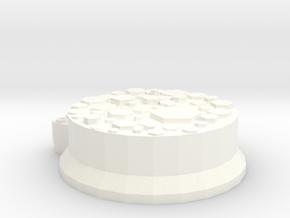 102114 BriannaDelmar 3dprinting in White Processed Versatile Plastic