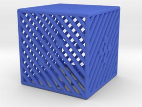 Dice21 in Blue Processed Versatile Plastic