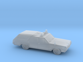 Fire Chief's Car (1:87) in Smooth Fine Detail Plastic