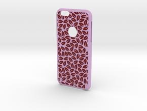 IPhone6 Big Cut Leaf in Full Color Sandstone
