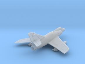 021C Super Etendard 1/144 in Flight with Tanks in Smooth Fine Detail Plastic