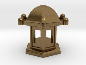 Spirit House - Elegant in Natural Bronze