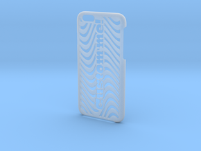 iPhone 6 Case - Customizable in Smooth Fine Detail Plastic