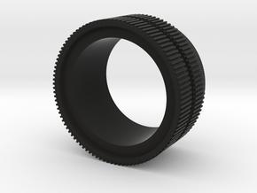 9a9m17 part 02 in Black Natural Versatile Plastic